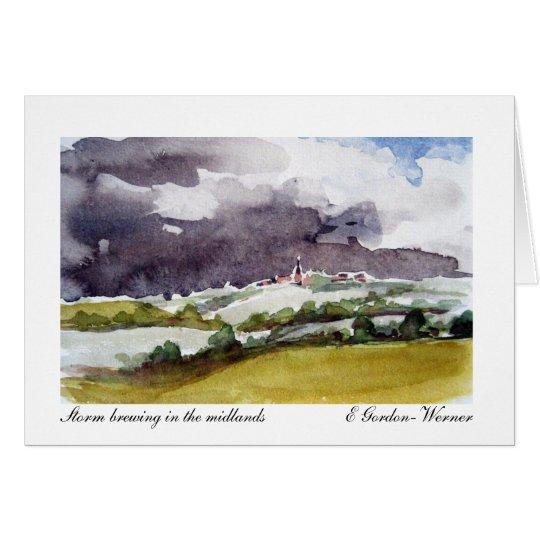 Storm Brewing Karte