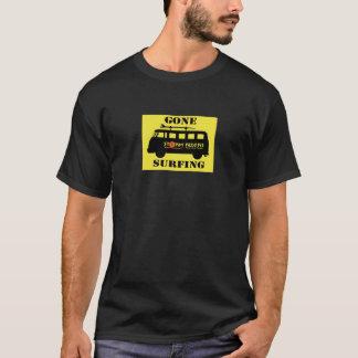Storm Riders Nazaré Wellenreiten Designe T-Shirt