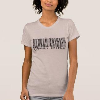 Stormey Coleman Damen-Spaghetti-Spitze (Outlawz) T-Shirt
