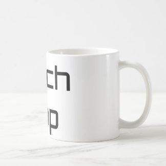 Störschub-Hopfen Kaffeetasse