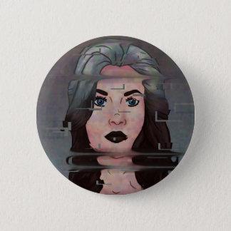 Störschub-Knopf-Entwurf durch Victoria Bouin Runder Button 5,7 Cm