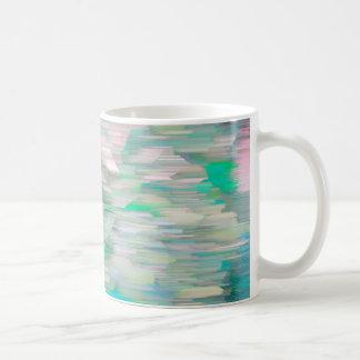 Störschub-Kunst-heiße Getränkezufuhr Tasse