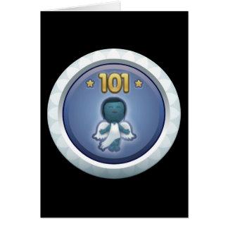 Störschub: Leistung stieg level101 auf Karte