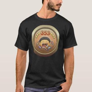 Störschub: Leistungssüßigkeitsarbeitswalze T-Shirt