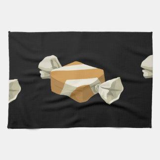 Störschub-Nahrungsmittelbirkensüßigkeit Handtuch