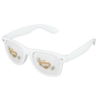 Störschub-Nahrungsmittelbirkensüßigkeit Sonnenbrille