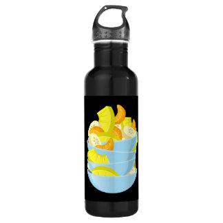 Störschub-Nahrungsmittelexotischer Fruchtsalat Trinkflasche