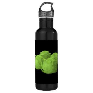 Störschub-Nahrungsmittelkohl Edelstahlflasche