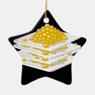 Störschub-Nahrungsmittelmais weg vom Pfeiler Keramik Ornament