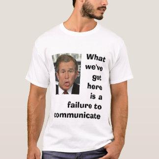 Störung in Verbindung zu stehen T-Shirt