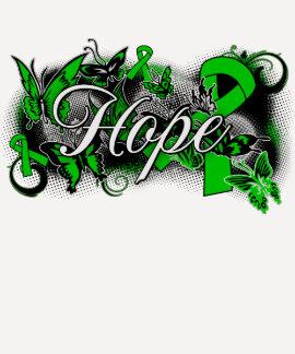 Störungs-Hoffnungs-Garten-Band Hemden