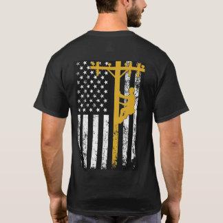 Störungssucher-T - Shirt-Gelb T-Shirt