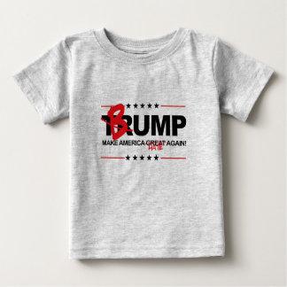 STOSS 2016 - Lassen Sie Amerika wieder hassen Baby T-shirt