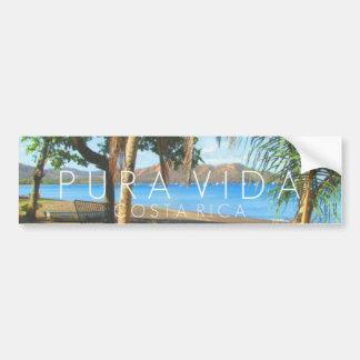 Stoßdämpfer Playas Del Coco Pura Vida Costa Rica Autoaufkleber