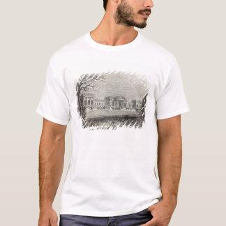 Stowe - die Garten-Front T-Shirt