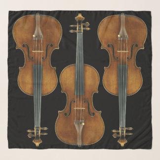 Stradivarius Violinen-Trio wählen Schal