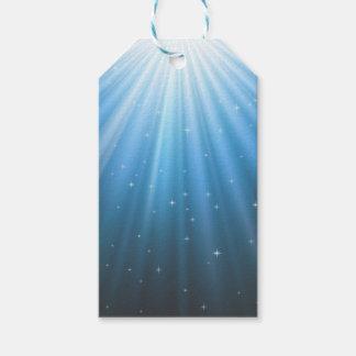 Strahlensun-Strahl inspirierend Geschenkanhänger