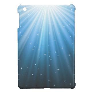 Strahlensun-Strahl inspirierend iPad Mini Hüllen