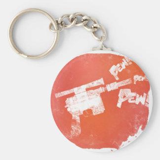 Strahln-Gewehr Schlüsselanhänger