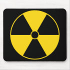 Strahlungs-Symbol-Mausunterlage Mousepad
