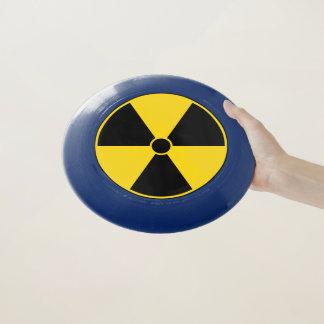 Strahlungs-Symbol Wham-O Frisbee