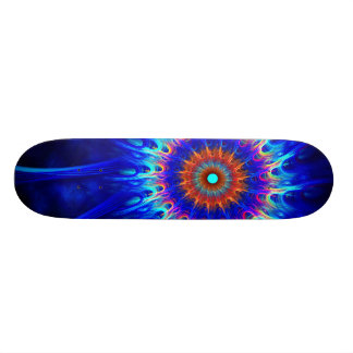 Strahlungszone 19,1 Cm Old School Skateboard Deck