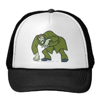 Strampler-Schufte Trucker Mütze
