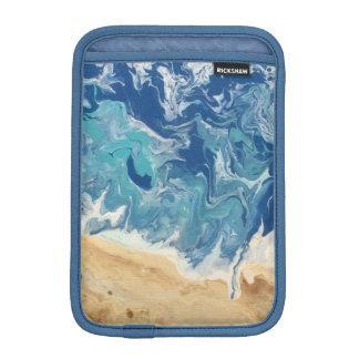 Strand abstraktes iPad Minihülse iPad Mini Sleeve
