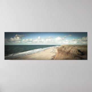 Strand auf Sylt Poster