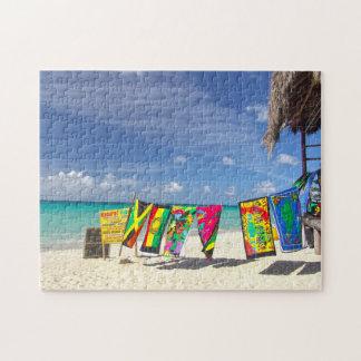 Strand-Bar Jamaika Puzzle