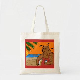 Strand-Bärn-Tasche Tragetasche