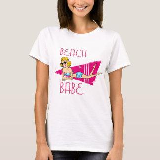 Strand-Bikini-Baby T-Shirt