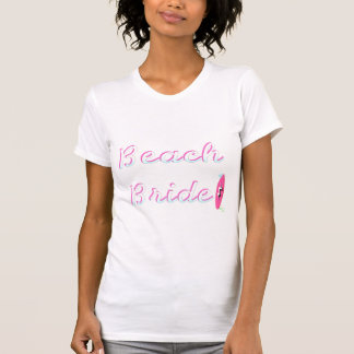 Strand-Braut Hemd