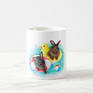Strand-Brötchen-Tasse Kaffeetasse
