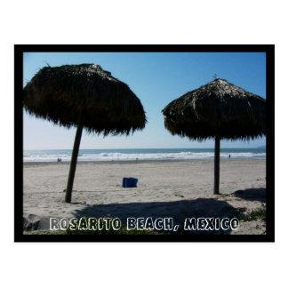 Strand CAs Rosarito, Rosarito Strand, Mexiko II Postkarte