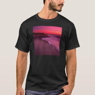 Strand-Dünen Half Moon Bay T-Shirt