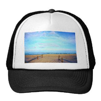 Strand-Eingang Mütze