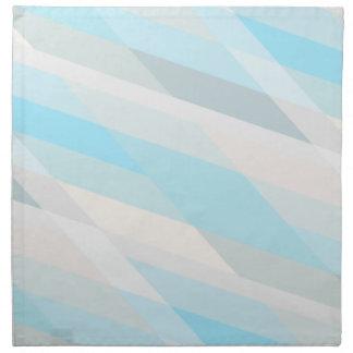 Strand-Farben Stoffserviette