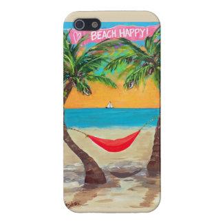 Strand glücklicher iPhone 5 Fall Etui Fürs iPhone 5