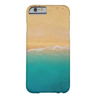 Strand-Häschen-Kasten 6 oder 6s Barely There iPhone 6 Hülle