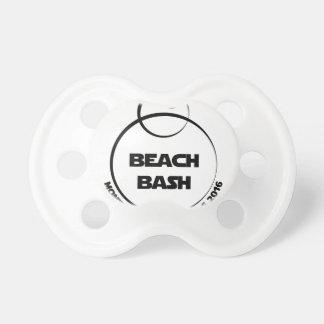 Strand-heftiger Schlag 8 Schnuller