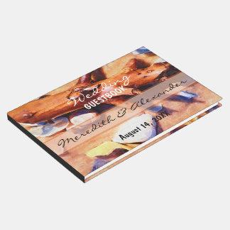 Strand-Hochzeits-Gast-Buch Gästebuch