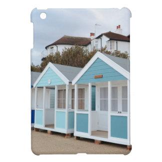 Strand-Hütten bei Southwold iPad Mini Hüllen
