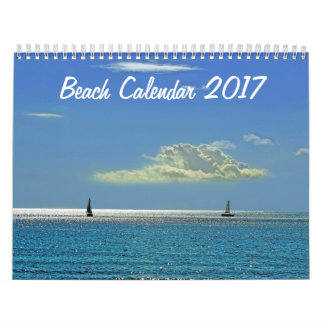 Strand-Kalender 2017 Abreißkalender