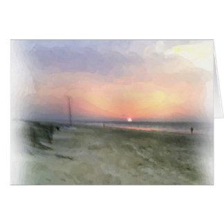Strand Karte