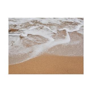 Strand Kauais Hawaii Leinwanddruck