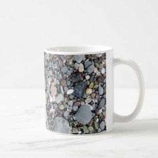 Strand-Kiesel-Tasse Kaffeetasse
