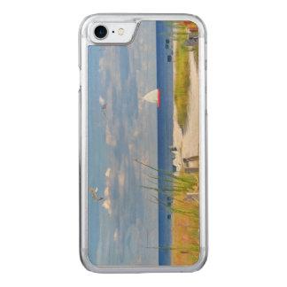 Strand, Küste und Vögel, Carved iPhone 8/7 Hülle