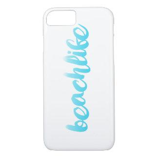 Strand-Leben iPhone 7 Fall iPhone 7 Hülle