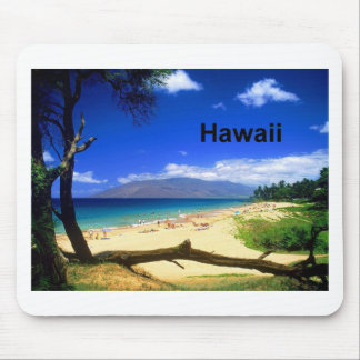 Strand Mauis Hawaii Kihei (St.K.) Mousepads